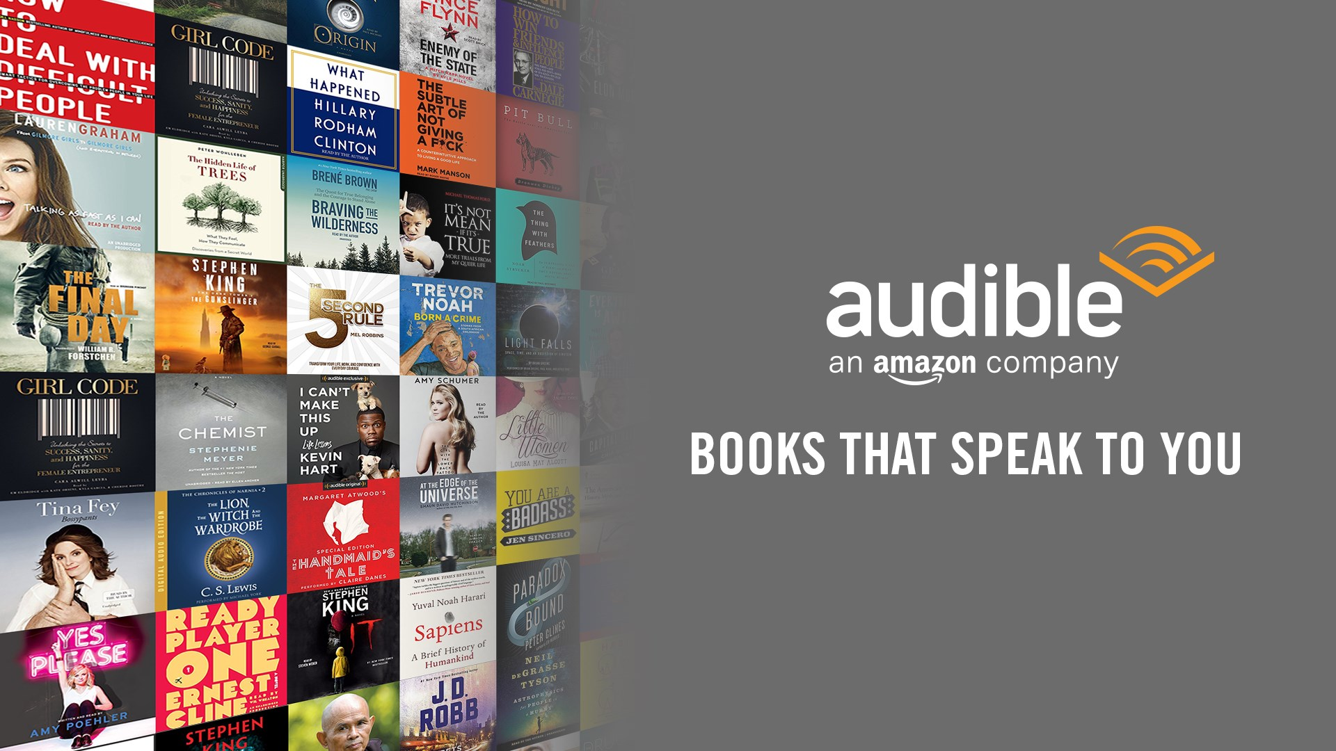 Audible for Students